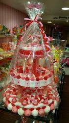 Pièce montée en bonbons -  - BONBON'S Glouby Gum - Voir en grand
