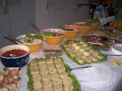 Buffets froids traiteur  - Apéritifs et buffets - DELAS TRAITEUR - Voir en grand