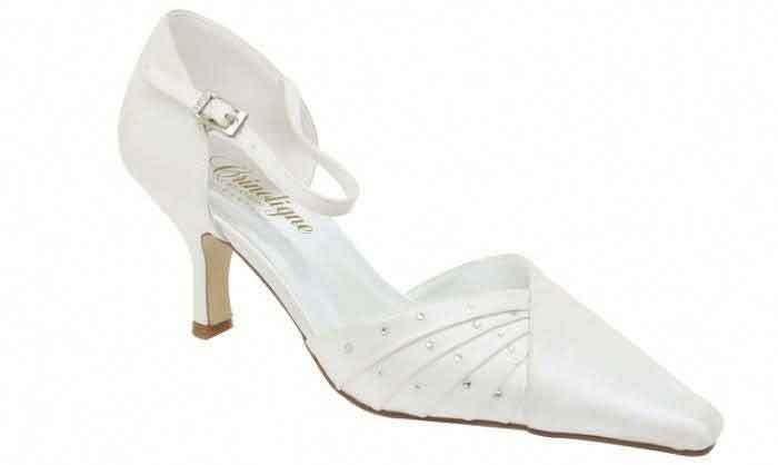 de Signé Création Enora chaussure Edith mariée 15gW6wq