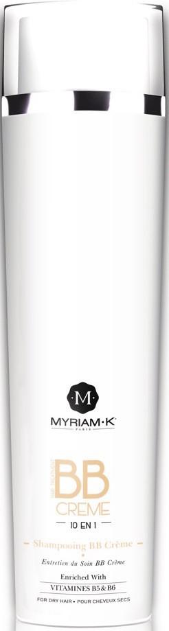 BB CREME Shampooing Hydratant Myriam K 200ml - BB Creme Myriam K - CEZARD COIFFURE - Voir en grand