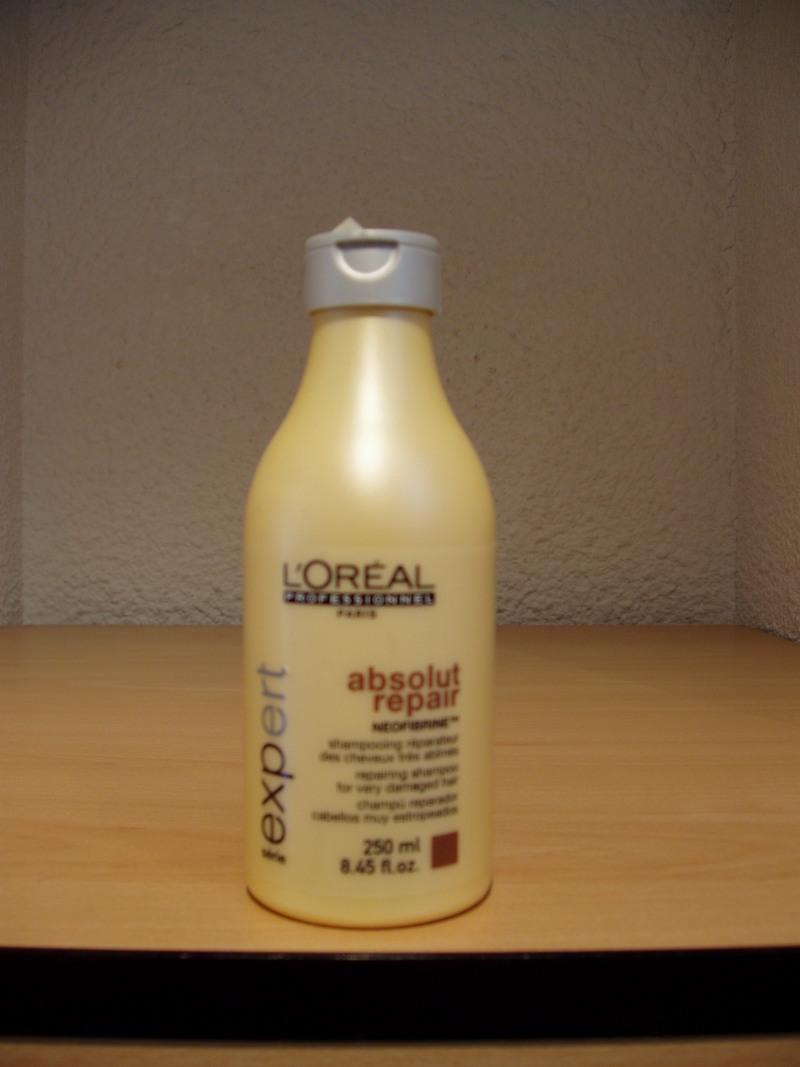 Shampooing et masque Cheveux abimés : L'oreal - Produits L'oréal - ROSELINE COIFFURE - Voir en grand