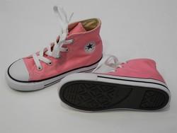Chaussures CONVERSE bébé rose