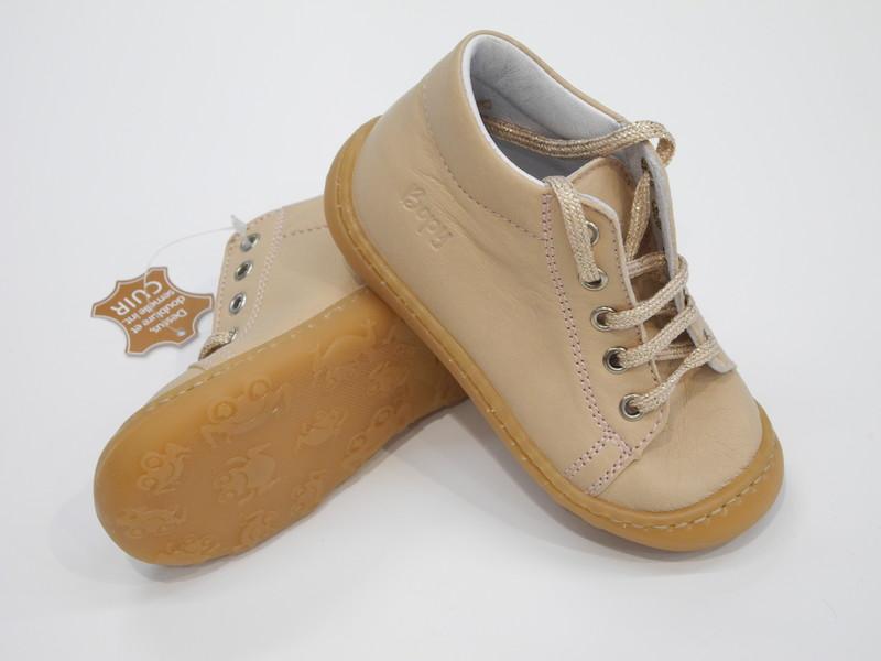 Chaussure apprentissage de la marche Bopy - Voir en grand