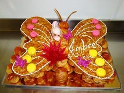Papillon choux - Voir en grand