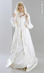 Robe de mariée hivers Créateur grenoble