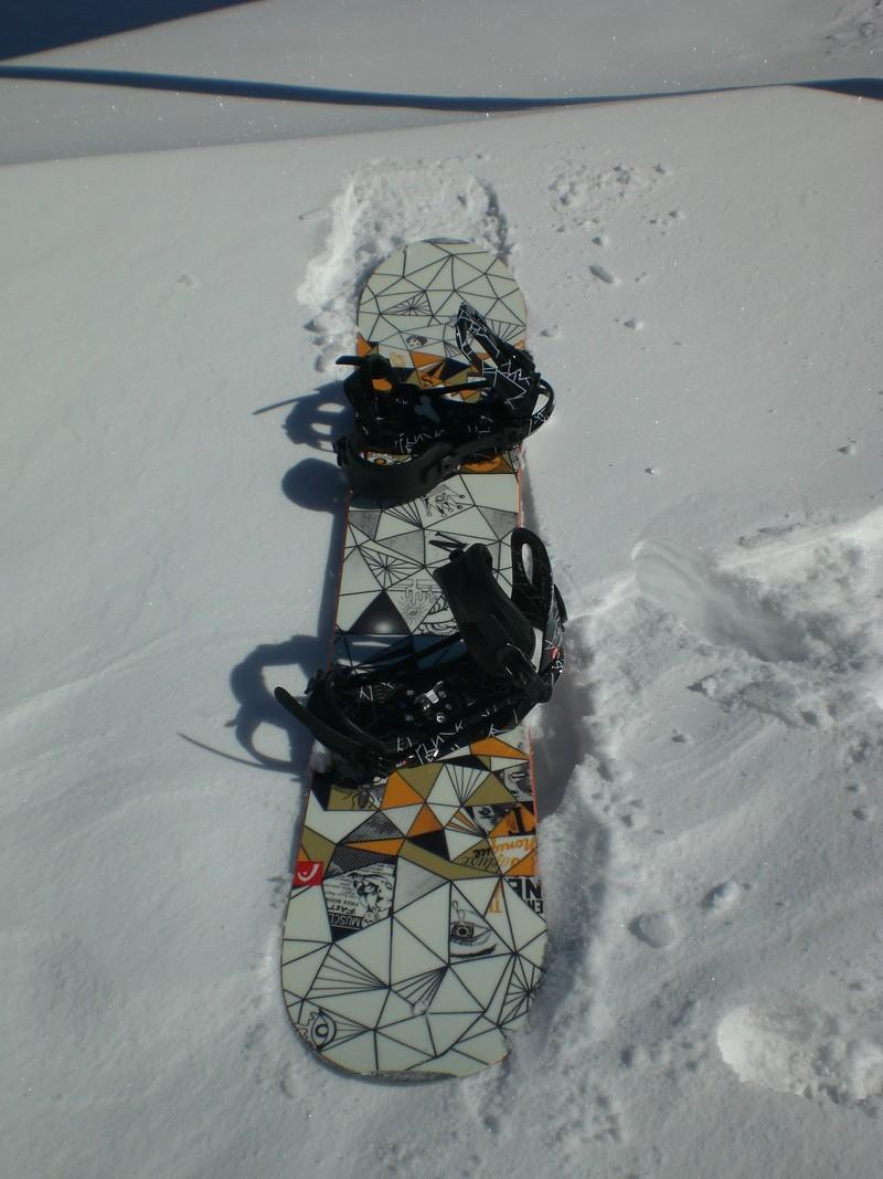 Le Snowboard à l'Alpe d'Huez - Le Snowboard Location - SARENNE SPORTS - Voir en grand