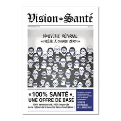 """Nouvelle réforme """"100% Santé"""" en Optique au 1er janvier 2020 - Evènements et Nouveautés - THIERS OPTIQUE - Voir en grand"""