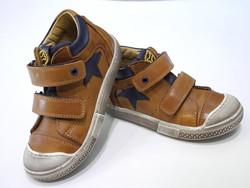 Chaussures montante garçon velcros scratch
