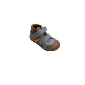 chaussure garçon a velcro - Voir en grand