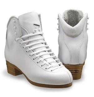 Bottines de Danse sur glace Jackson DJ4000/4002 - LE COIN DES BONNES AFFAIRES - GREEN et GLACE Patinage et sportwear - Voir en grand