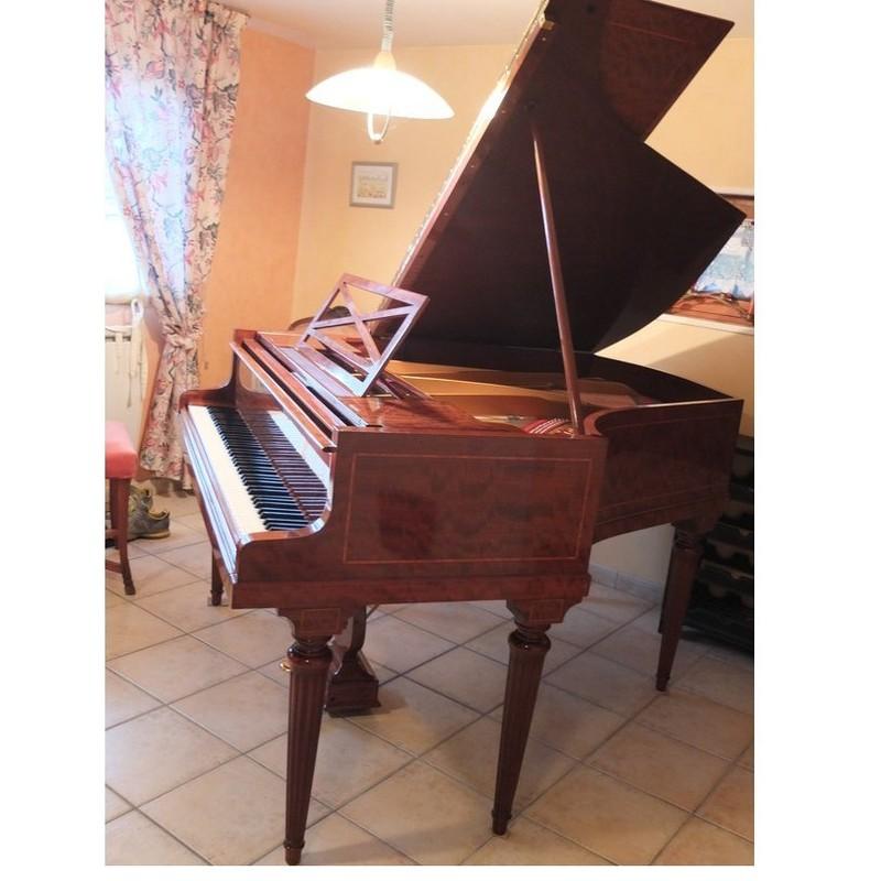 Piano occasion PLEYEL 1/4 QUEUE complètement restauré - Notre sélection pianos occasion:Yamaha,Sauter,Bech - ART & PIANO - Patrick BLERIOT - Voir en grand