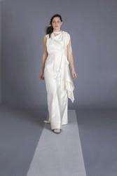 Robe de mariée unique luna - Voir en grand