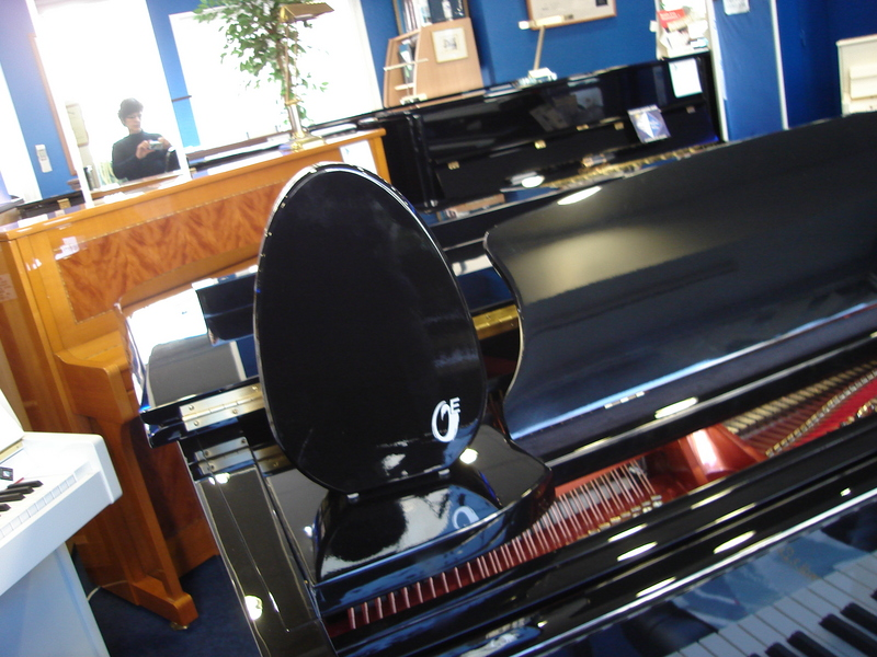 OVAL Sound System® SOLO - Accessoires pianos : sièges, lampes, regulateur hy - ART & PIANO - Patrick BLERIOT - Voir en grand