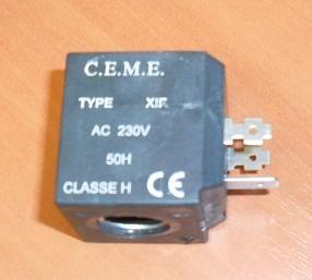 bobine ceme class H 230V 50H calor générateur vapeur fer XIF - Pièces détachées et accessoires Calor - MENA ISERE SERVICE - Pièces détachées et accessoires électroménager - Voir en grand