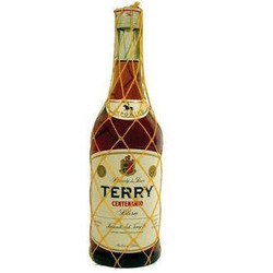 BRANDY Terry Centenario (Bebida espirituosa) - Voir en grand