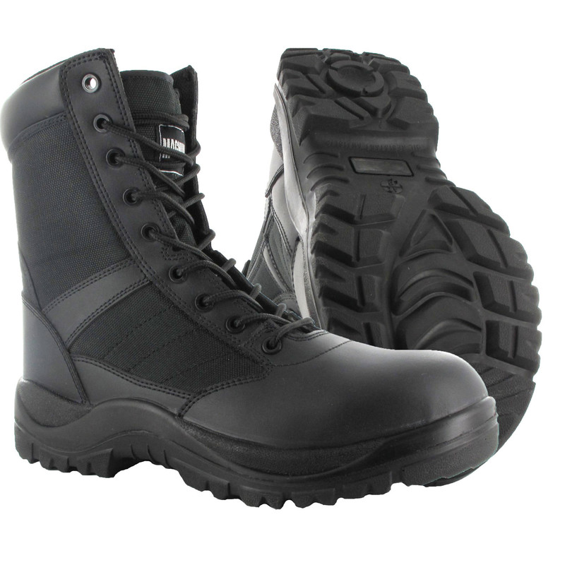 chaussures d'intervention magnum centurion 8.0 sz 1 zip confort légèreté performance pas cher - Voir en grand