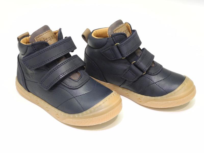 Chaussure enfant marine - Voir en grand