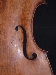 Restauration d'instruments : violon, alto et violoncelle - L'atelier : Fabrication, réparation, entretien - NICOLAS DEMARAIS, LUTHIER - Voir en grand