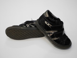 Chaussure montante fille velcro Bopy : Sulfavel - Chaussures filles - BAMBINOS