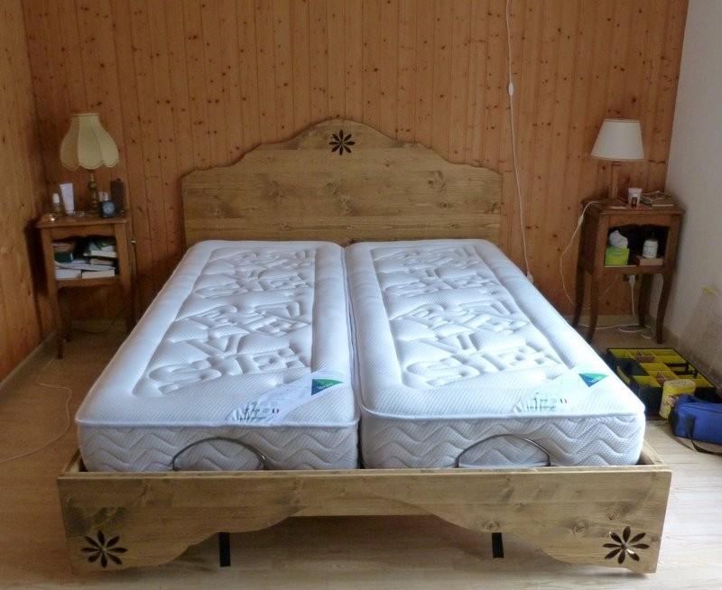 lit fleur vercors literie. Black Bedroom Furniture Sets. Home Design Ideas