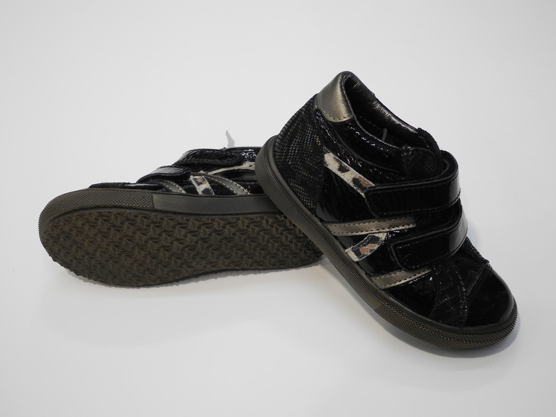 Chaussure montante fille velcro Bopy : Sulfavel - Chaussures filles - BAMBINOS - Voir en grand