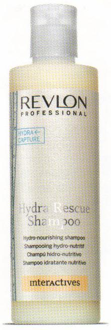 HYDRA RESCUE SHAMPOO  REVLON Shamppoing hydro nutritif  - Shampooings - CEZARD COIFFURE - Voir en grand