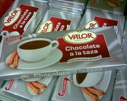 Chocolate Valor a la taza - Voir en grand