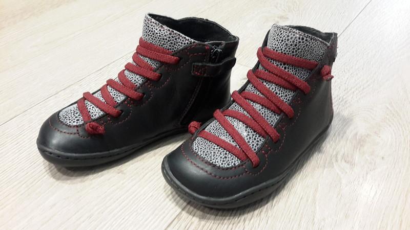 Chaussure CAMPER cuir fille - Voir en grand