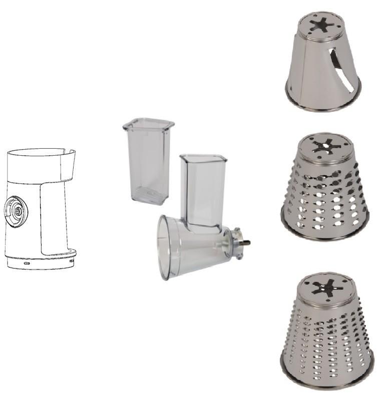 accessoires pour robot moulinex masterchef gourmet