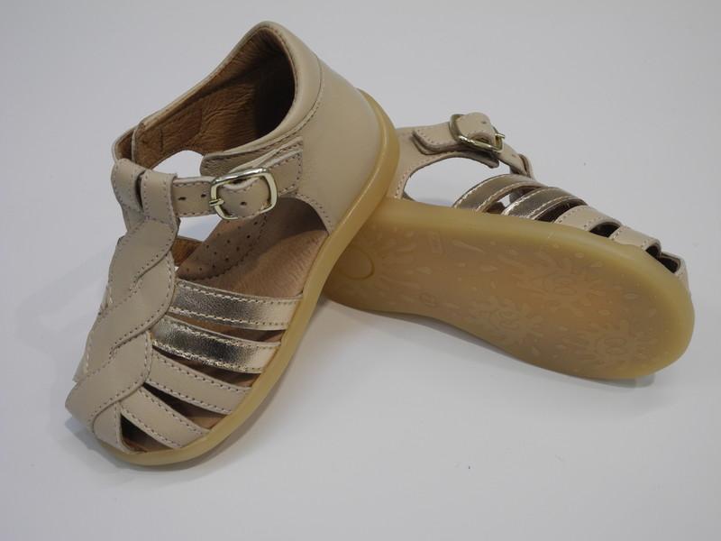Nu-pieds : FR by ROMAGNOLI - Voir en grand