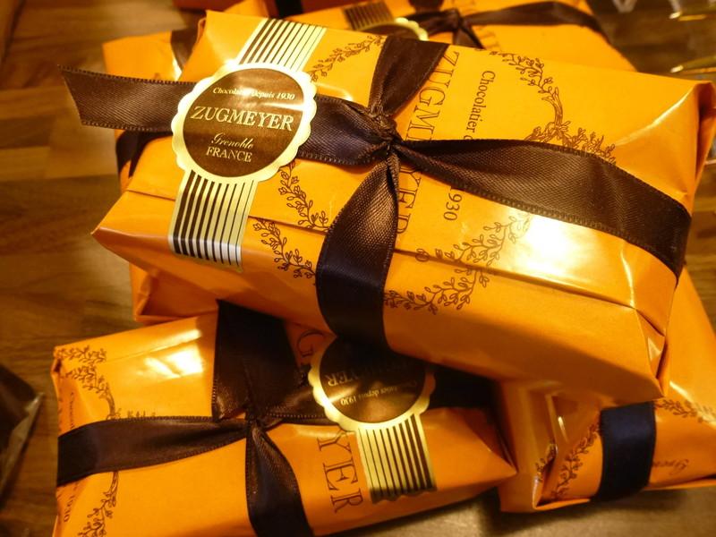 Chocolats Zugmeyer - Epicerie Fine - LA VINOTHEQUE DES ALPES - Voir en grand