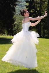 Robe de mariée signe edith version cérémonie - Voir en grand