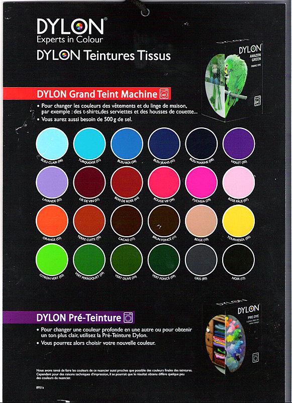 Teinture des tissus droguerie journet alpes couleurs - Les couleurs des tissus ...