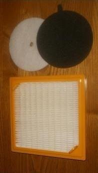 filtre aspirateur sensory hoover hepa mousse sortie air. Black Bedroom Furniture Sets. Home Design Ideas