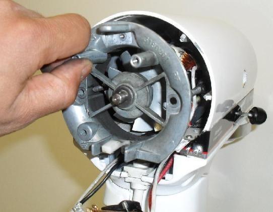 D 233 Montage Support Moteur Robot Kitchenaid Classic Artisan
