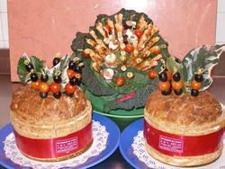 Les desserts maisons - Traiteur - Plats cuisinés - DELAS TRAITEUR - Voir en grand