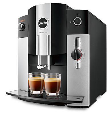 JURA IMPRESSA C65 - ROBOTS CAFE - ARTS MENAGERS CENTER - Voir en grand