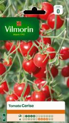 tomate cerise vilmorin graine semence potager sachet semis - Voir en grand