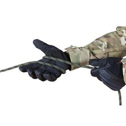 gants tac k9 5.11 renforts kevlar au niveau des paumes pour le frottement dù à l'utilisation cordage - Voir en grand