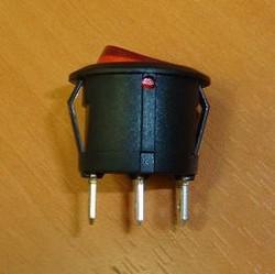 interrupteur Polti 3 cosses pièces détachées accessoires - Pièces détachées et accessoires Polti - MENA ISERE SERVICE