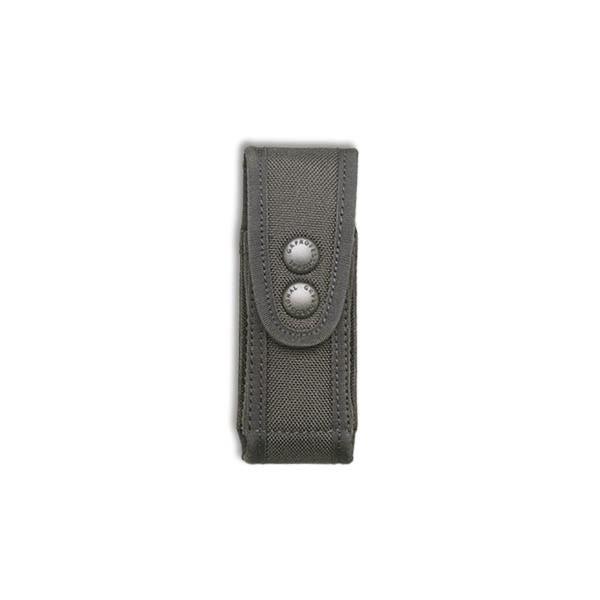 porte chargeur en cordura red label de GK avec système de passant à bouton pression dos - Voir en grand