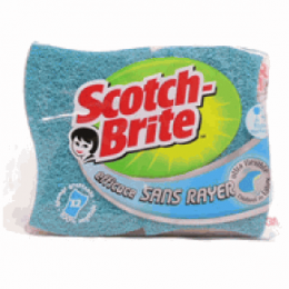 TAMPONGE BLEU SCOTCH-BRITE SPECIAL INOX - OREA DIFFUSION