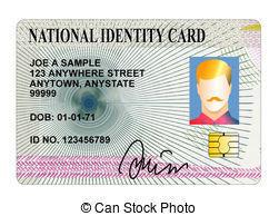 carte d'identité - Voir en grand