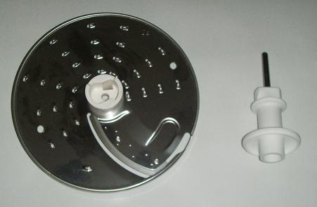 Disque eminceur rapeur 2mm Magimix Compact Cuisine Système - pièces détachées et accessoires Magimix - MENA ISERE SERVICE - Pièces détachées et accessoires électroménager - Voir en grand