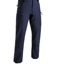 pantalon swat toe police municipale stretch marine liseré léger confortable treillis souple été - Voir en grand