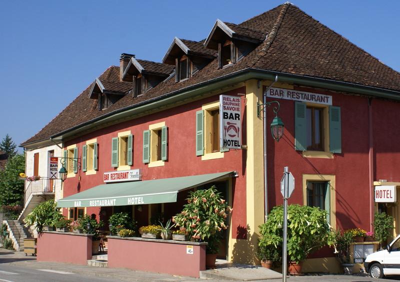 Hotel Saint Joseph De Riviere