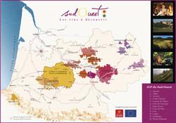 les vins du sud ouest