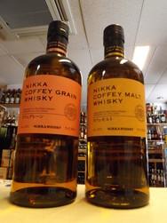 Nikka Coffey Grain & Malt