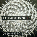 LE CACTUS NOIR