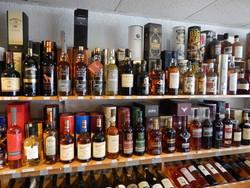 les whiskies d'écosse , d'irlande et du pays de galles